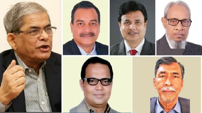 Oath: Fakhrul among five BNP MPs-elect waiting for Tarique's green signal