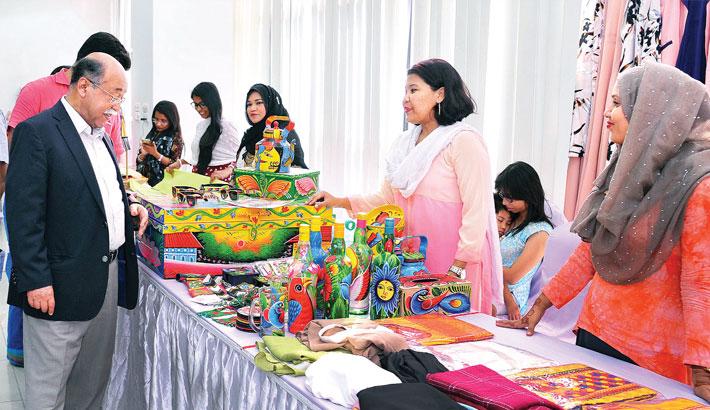 'Permanent mkt to be  established for SME entrepreneurs'