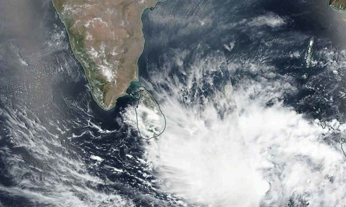 Cyclone 'Fani' intensifies into 'severe cyclonic storm'
