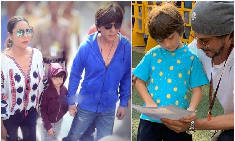 Shah Rukh Khan on why he took son AbRam to polling booth