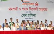 Bangabandhu Inter-University Sports Champ 2019' concludes fruitfully