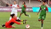 Bangamata Football: Bangladesh reach final eliminating Mongolia 3-0