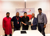 Paper Fly delivers Robi e-commerce products