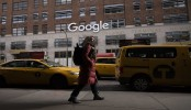 Google stock drops amid slowing ad-revenue growth