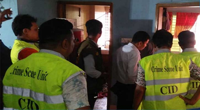 Robbery, killing in Chattogram businessman house