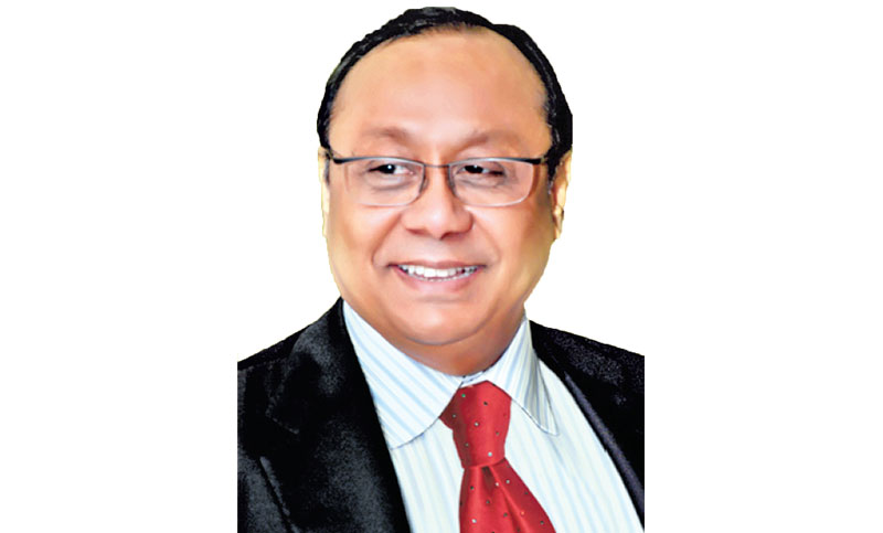 Bashundhara Group Chairman gets India's Businessman Icon of the Year Award
