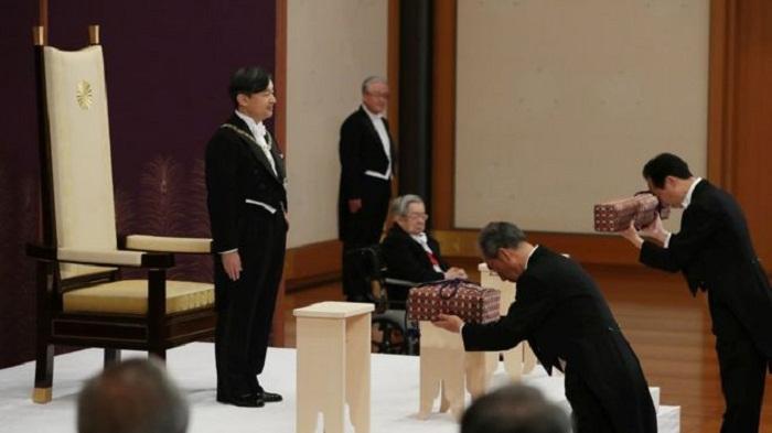 Japan's new Emperor Naruhito ushers in Reiwa era