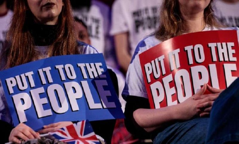 Brexit: Labour supports a referendum with caveats