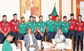 Play with confidence in World Cup: PM