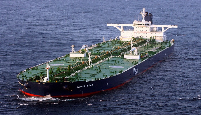 Saudi Arabia Responding To Iran Oil Tanker Emergency