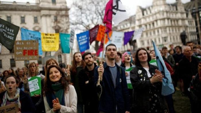 UK Parliament declares climate change emergency