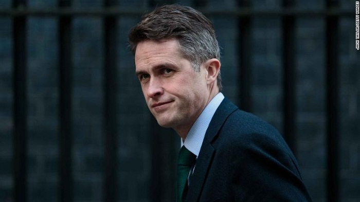 UK Defence Minister fired over Huawei leak
