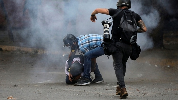 One shot dead, many injured in Venezuela May Day clashes