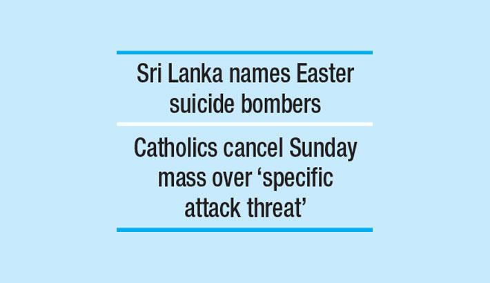 Suicide bombers fuel fears among Sri Lanka's Buddhists