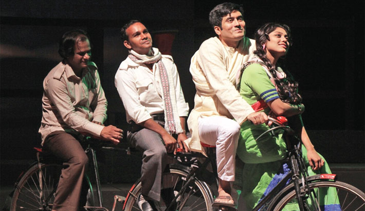 'Loko Natyadal' Comes Up With New Production