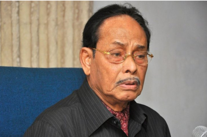 Ershad urges JP men to help people during cyclone 'Fani'