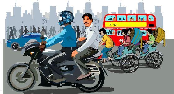Bike-sharing services raise safety concern