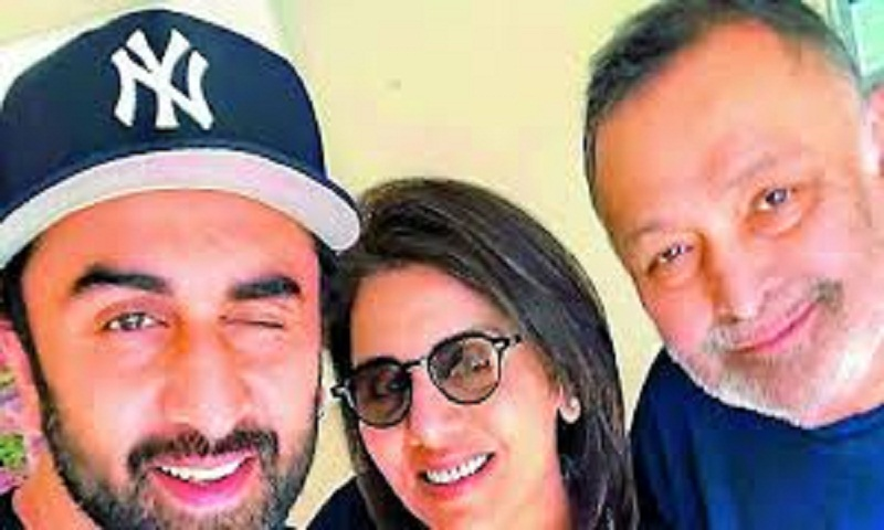 Rishi Kapoor on fighting cancer: 'Neetu stood by me like a rock, Ranbir and Ridhima shouldered my problems'
