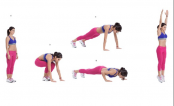 3 Exercises that burn huge amounts of calories