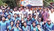 DU inter-department cricket held