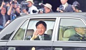 Japan's new Emperor Naruhito ascends throne