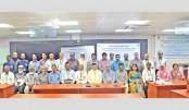 Workshop on TEL ends at AUST
