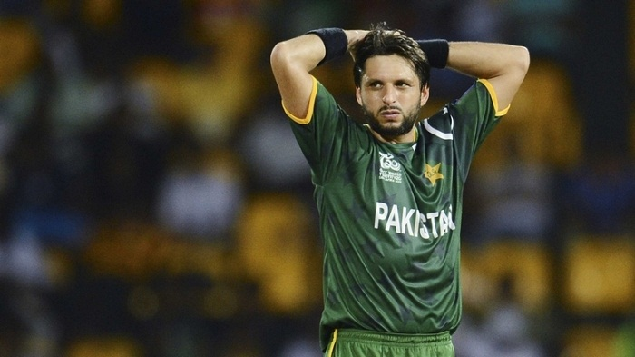 Pakistan cricket legend Shahid Afridi finally reveals real age