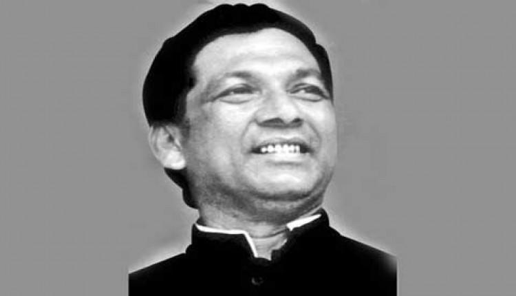 15th death anniversary of Ahsanullah Master on May 7