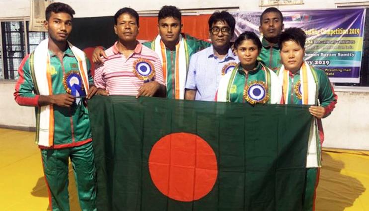 Bangladesh clinch 3 gold medals in Bangla-Bangladesh ...