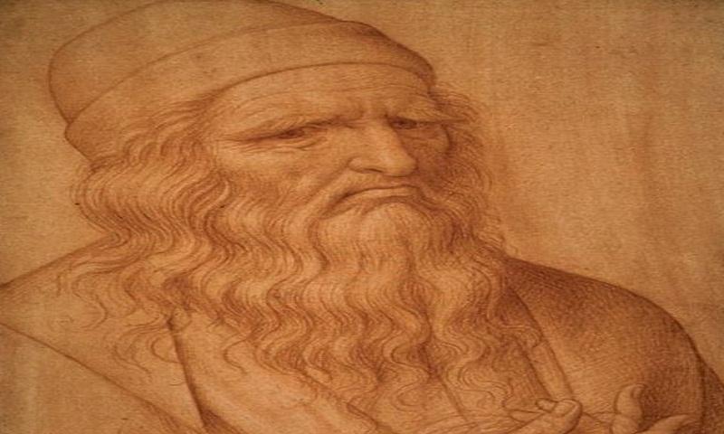 Leonardo's 'claw hand' stopped him painting