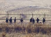South Korea opens first hiking trail along the DMZ