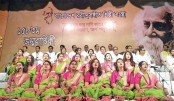 3-day musical programme to mark Tagore's birth anniv