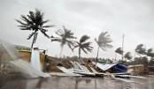 Cyclone  kills three  in Odisha