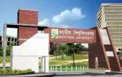 National University postpones Sunday's exams too