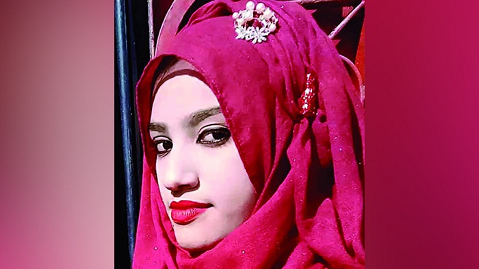 PBI to submit charge sheet of Nusrat murder this month