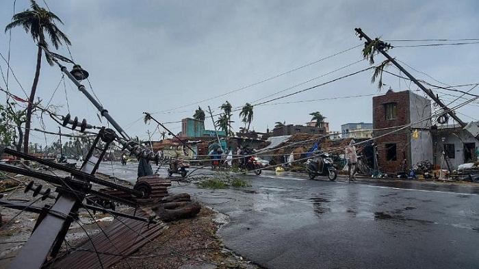 Indian Prime Minister Narendra Modi to visit Fani-ravaged Odisha today