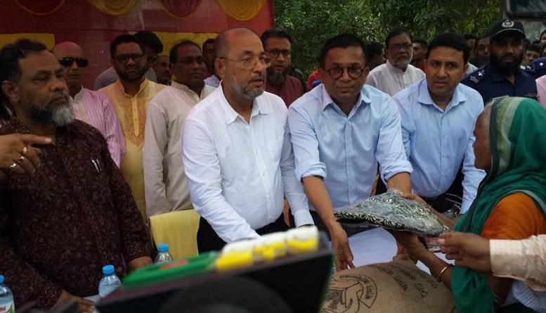 BNP spreading lies over Fani damages: Enamur