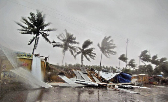 Cyclone Fani and Disaster Preparedness