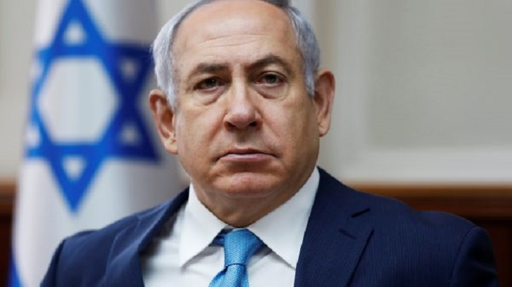 Netanyahu vows more 'massive strikes' in response to Gaza rockets