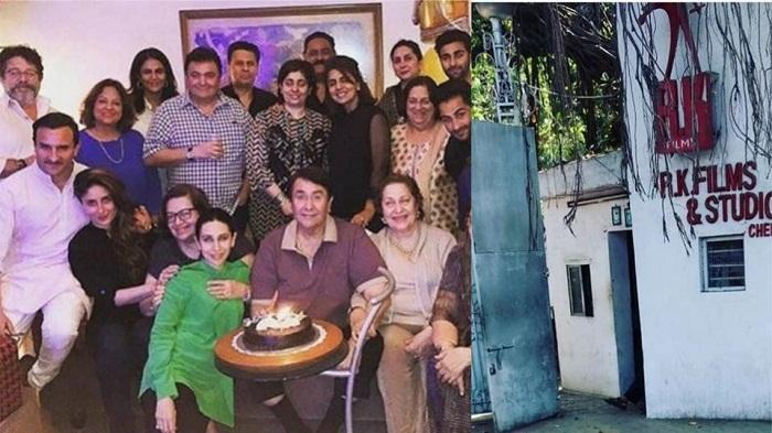 Randhir kapoor has responded to the sale of RK studio