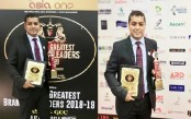 Ziauddin Adil awarded 'World's Greatest Brands & Leaders'