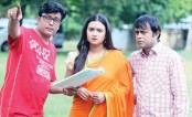 Milon directs drama serial for Eid