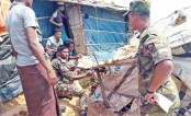 Army starts relief, rescue operations