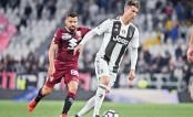 'Phenomenon' Ronaldo stretches Torino's wait