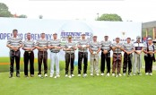 President Cup Golf commences