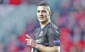 Real Madrid finalising transfer of Jovic