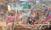 Cyclone Fani causes huge damage in Odisha