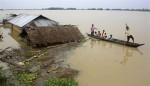 Shyamnagar people at risk of flooding