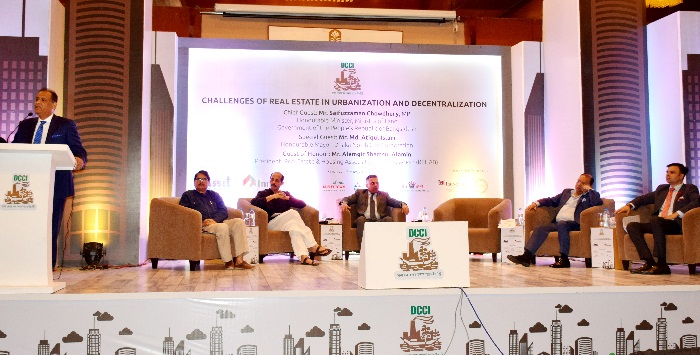 Decentralisation urged for the development of real estate industry