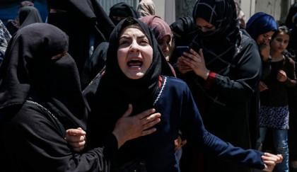 Gaza, Israel hostilities flare with rocket attacks, air strikes